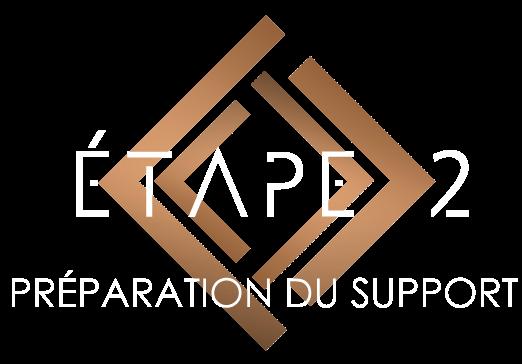 préparation-du-support