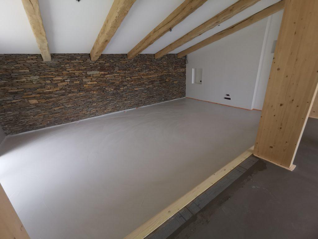 beton cire taloche